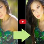 Cara edit foto model dengan Photoshop