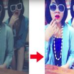 Cara edit foto agar lebih terang