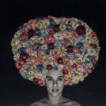 Karya Fotografi dengan Gabungan Seni Bordir