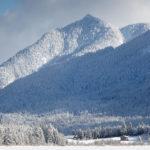 Koleksi Foto Lanskap Terbaik Saat Musim Dingin