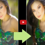 Cara edit foto model dengan Photoshop