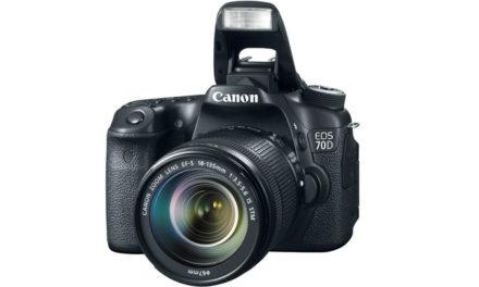 Keunggulan Kamera Digital Canon EOS 70D