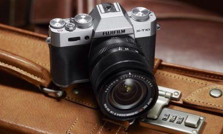 Kamera Mirrorless Fuji X-T10