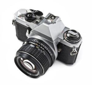 Kamera analog dan digital