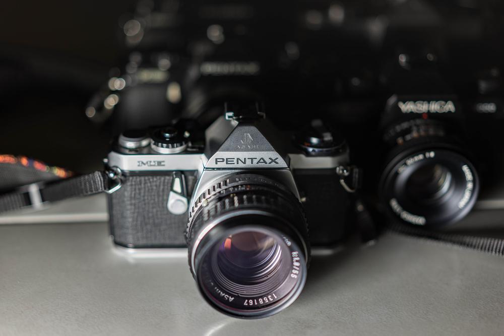 Pengertian Karakteristik Serta Cara Kerja Kamera Analog Dan Digital
