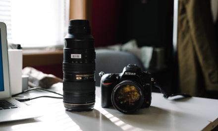3 Tipe Kamera Terbaru dari Nikon