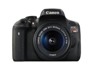 DSLR Canon untuk Pemula