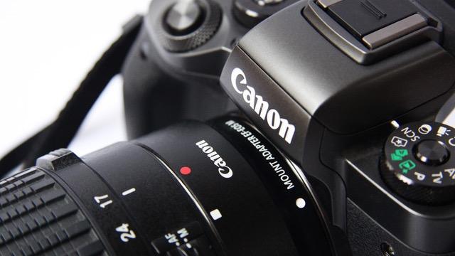 13 Kamera EOS Canon
