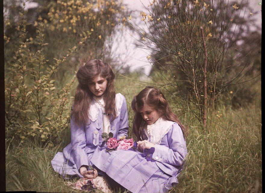 Koleksi Foto Berwarna yang Menakjubkan Pada Abad ke 20