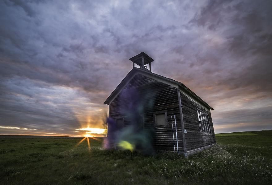 Teknik Memotret Bangunan Tua agar Kelihatan Lebih Hidup