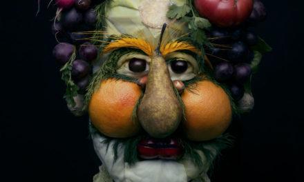 Tahukah Anda Bahwa Buah-Buahan Dan Sayuran Merupakan Objek Yang Bagus Untuk Foto Potret?