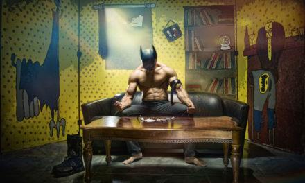 Potret Kehidupan Sehari-Hari Sang Superhero