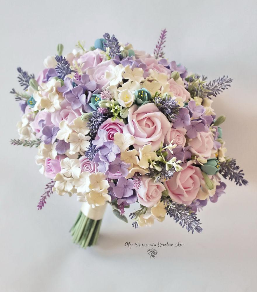 Karangan Bunga Pengantin Yang Tahan Lama Foto Co Id