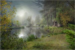 Landscape phto