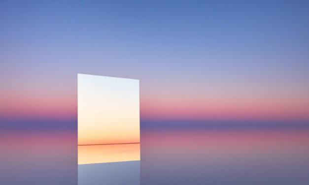 Bagaimana Hasilnya Jika Foto Lanskap di Padukan dengan Cermin?