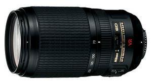 Lensa Tele Nikon
