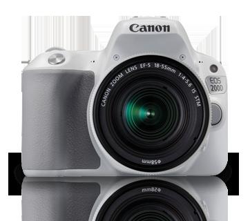 Spesifikasi dan Fitur Canon EOS 200D