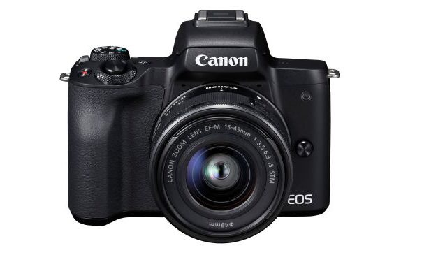 Kamera Mirrorless Canon EOS M50