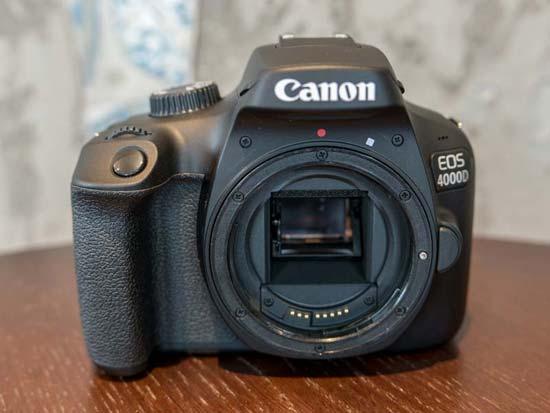 Review Kamera DSLR Canon EOS 4000D | Foto co id