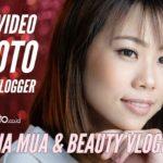 Cara Foto & Video Beauty Vlogger dan Makeup Artist! Settingan Kamera, Lampu & Background!
