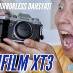 Fujifilm XT3 Indonesia- Unboxing & Kesan Pertama Kamera Mirrorless Terdahsyat!